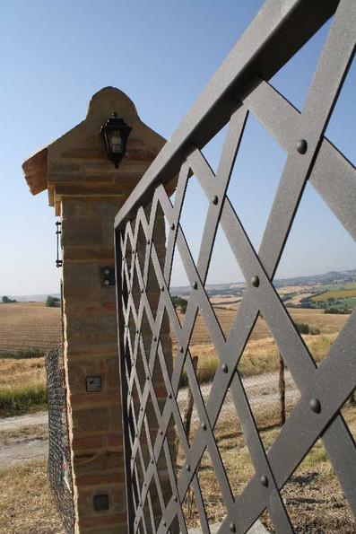 Realizzazione del Cancello