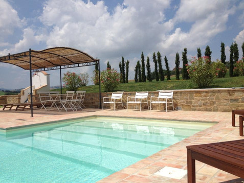 Swimming Pool - Pergolato