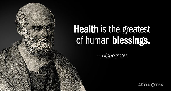 Hippocrates-Health-is-the-greatest-of-hu