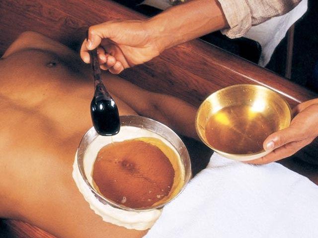 Nabhi Basti – Navel Treatment