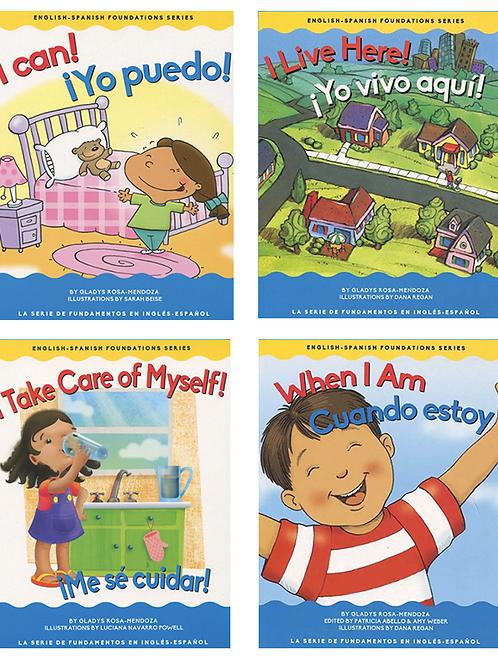 Foundation Bilingual Book Set