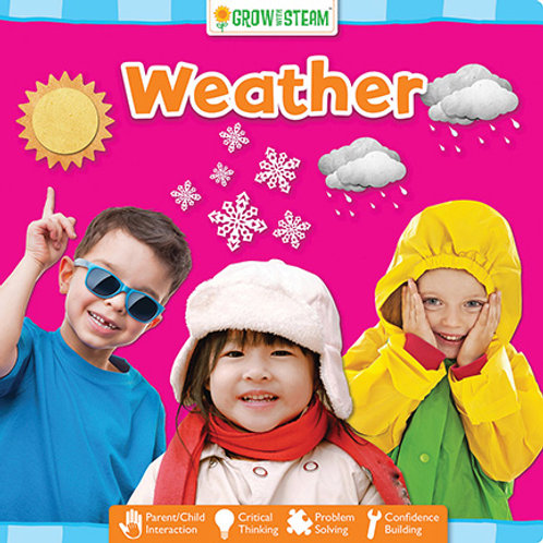 Grow with STEAM – Weather
