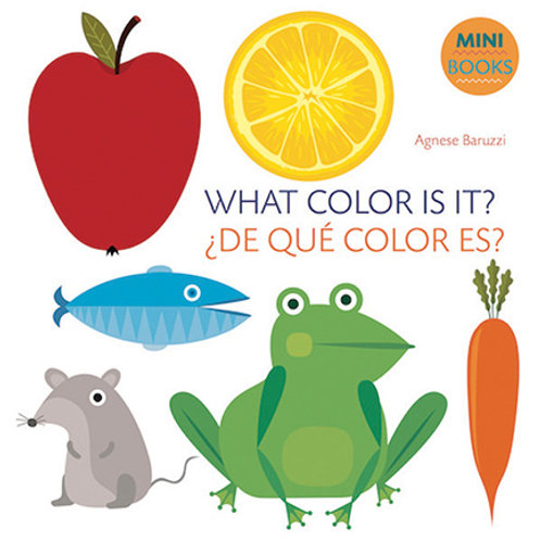 Bilingual - What Color Is It?