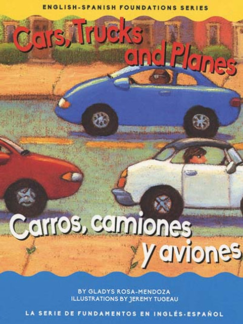 Cars, Trucks and Planes - Bilingual