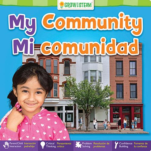 Grow with STEAM – Bilingual My Community