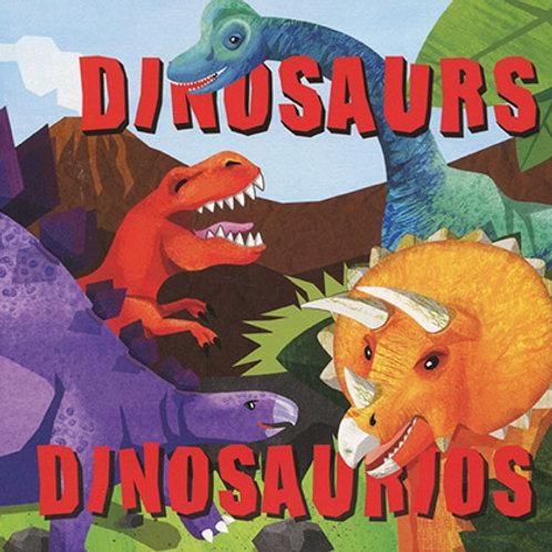 Dinosaurs/Dinosaurios