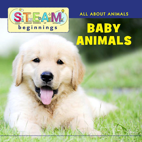 STEAM Beginning Baby Animals