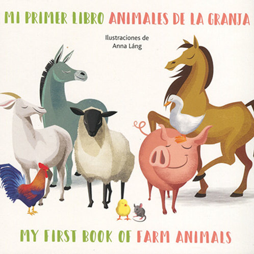 Farm Animals - Bilingual