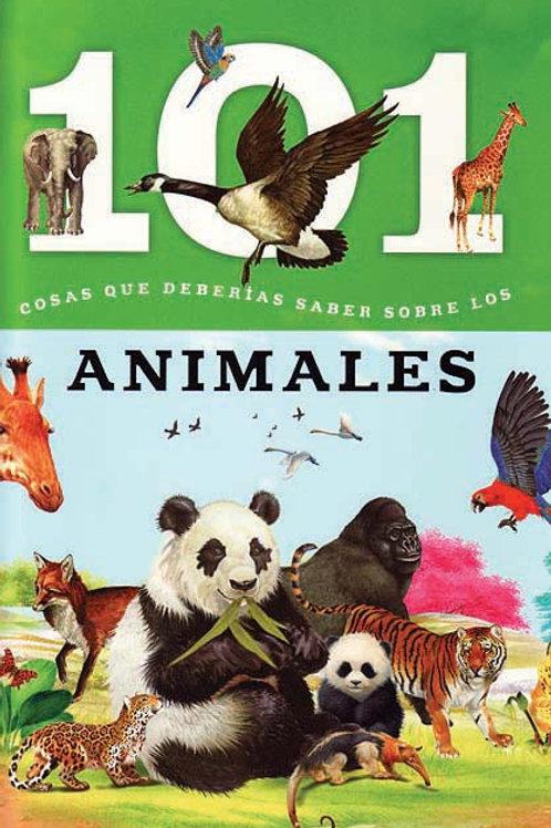 Animales: 101 Cosas que Deberias Saber Sobre los (Animals: 101 Facts)