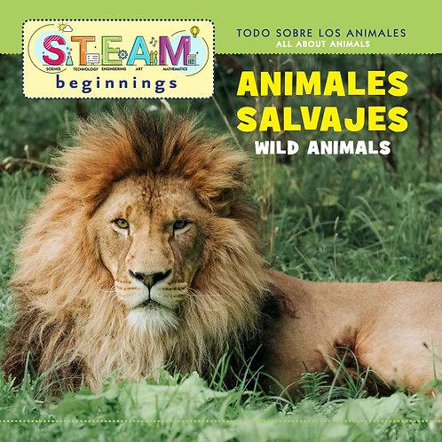 STEAM Beginning Wild Animals/ Animales Salvajes