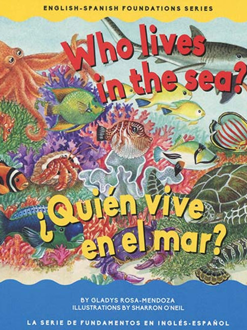 Who Lives in the Sea? - Bilingual