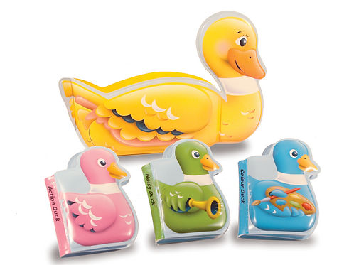 Duckling School Gift Set