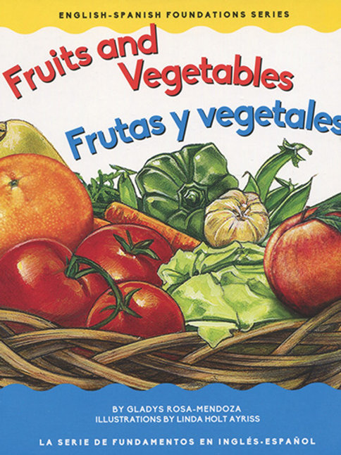 Fruits and Vegetables - Bilingual