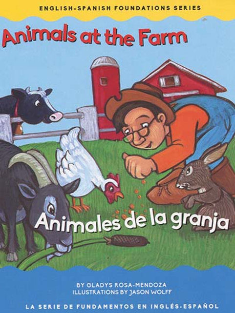 Animals at the Farm - Bilingual