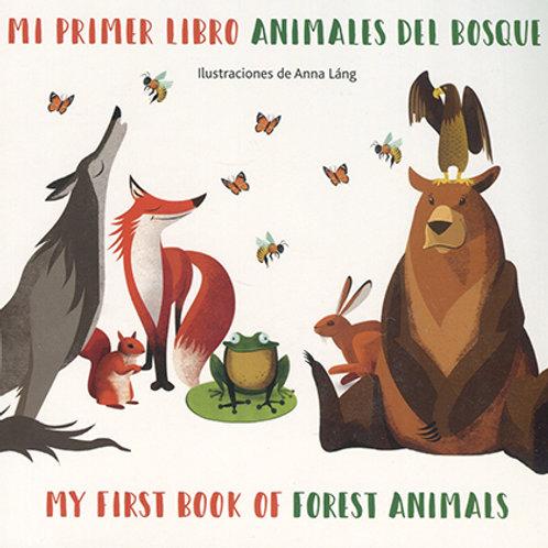 Forest Animals - Bilingual