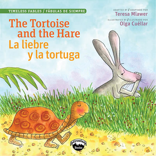 The Tortoise and the Hare/la Liebre y la Tortuga