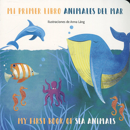 Sea Animals - Bilingual