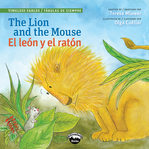The Lion and the Mouse/el Leon y el Raton