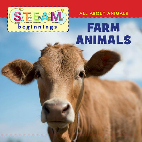 STEAM Beginning Farm Animals