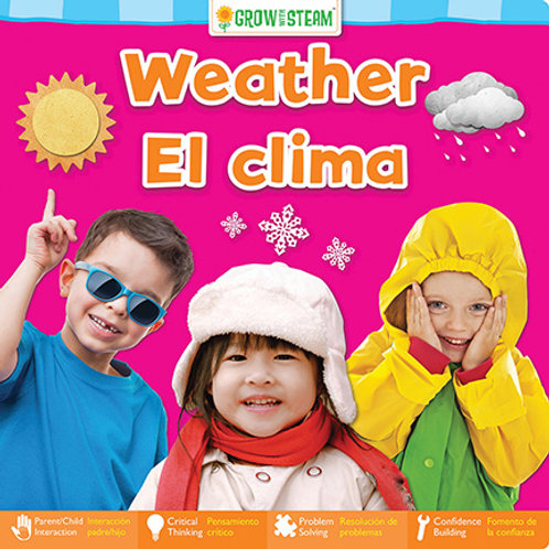 Grow with STEAM – Bilingual Weather