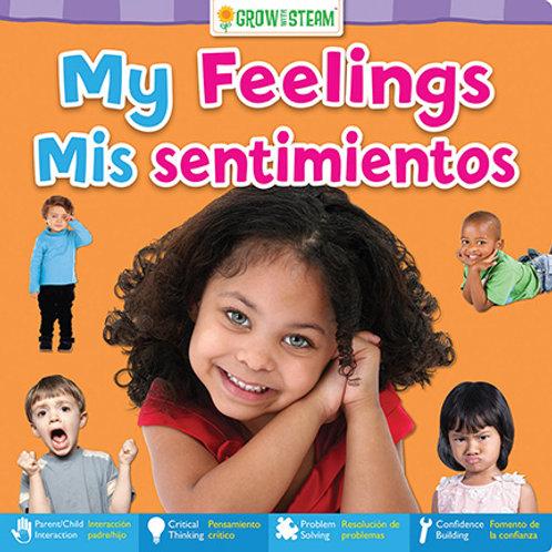 Grow with STEAM – Bilingual My Feelings