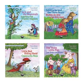 Timeless Tales Bilingual Book Set