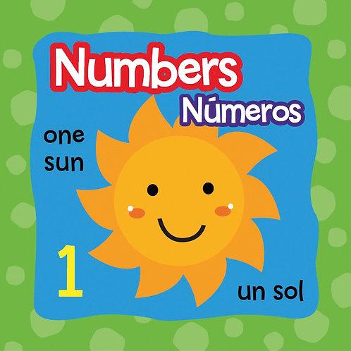 Numbers Spanish/English