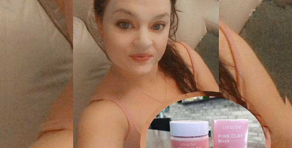 Spalon Pink Clay Mask