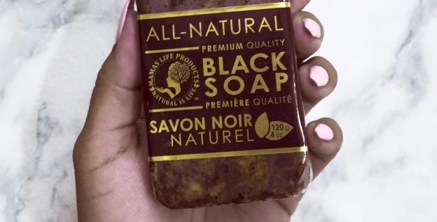 All Natural - Black Soap