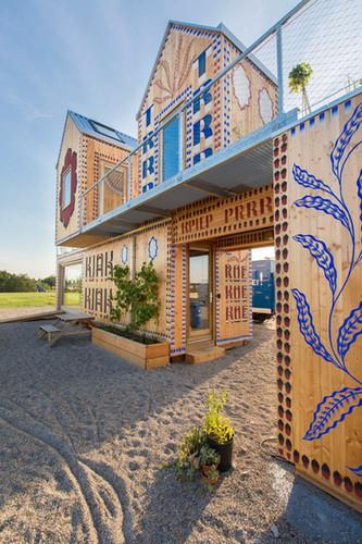 Headquarters Raum _ design by Woonpionie