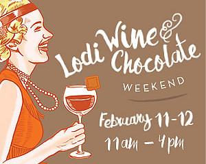 Wine & Chocolate Weekend Feb 11-12!