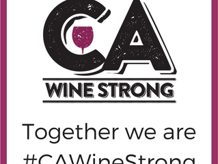 #CAWineStrong