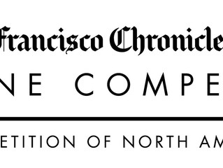 2019 San Francisco Chronicle Wine Competition results are in!
