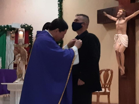 Mass held in Alajuela to honor local community leader (December 8, 2020)