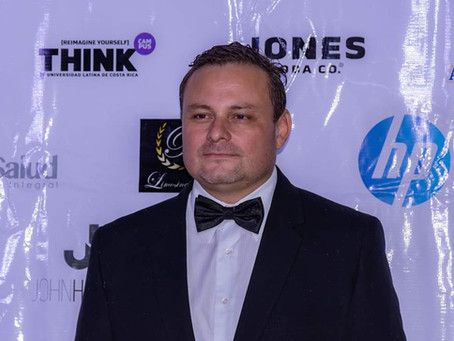Hector Alfaro, Film Producer and Community Leader (San Jose, Costa Rica)