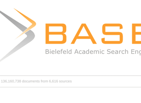 Flagship journal of the International Academy is now indexed by the prestigious BASE Index (Germany)