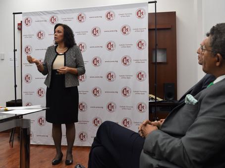 UCNE organized symposium about the Venezuelan Transition (Miami, Florida)
