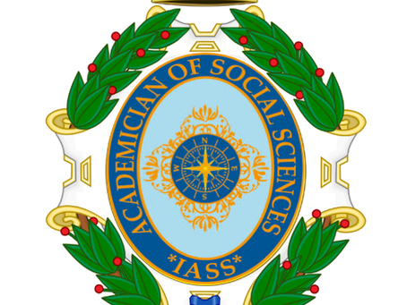 The International Academy of Social Sciences (IASS) announces the names its 50 Numbered Academicians