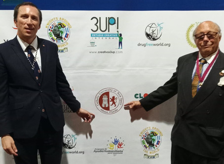 UCNE sponsors important event dealing with Venezuela (Homestead, Florida)