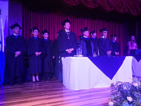 Rector delivers keynote address at the Universidad Central de Costa Rica