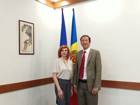 Official Visit to the Republic of Moldova