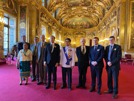 Official Visit to the Senate of the Republic of France