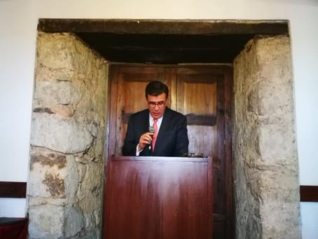 Ambassador Marcelo Varela-Erasheva joins UCNE's advisory board