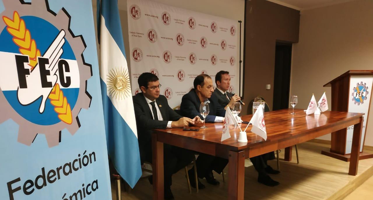 Symposium on International Commerce