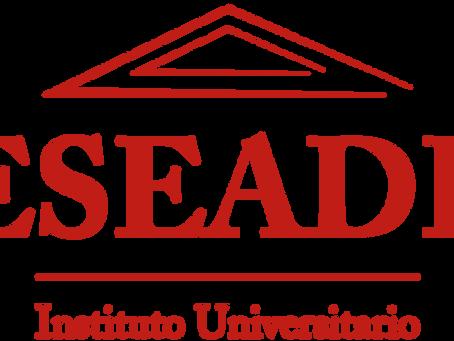 UCNE signed agreement with Instituto Universitario ESEADE (Buenos Aires, Argentina)