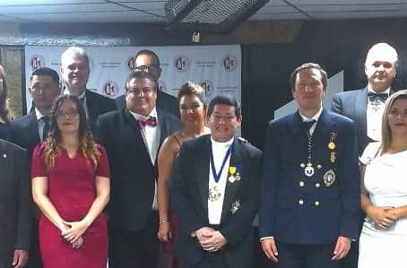 August Gala of the Noble Company held in San Jose, Costa Rica