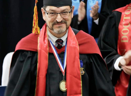 Tribute to Dr. h.c. Greivin Arrieta