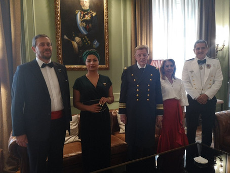 UCNE Gala and Ceremony in Madrid