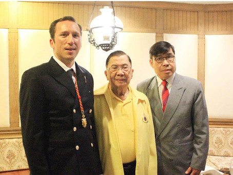 H.E. General Chavalit Yongchaiyudh, Former Prime Minister of Thailand joins the Advisory Board
