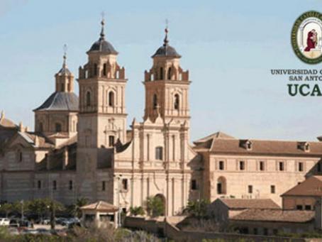 UCNE signs agreement with the Catholic University of San Antonio de Murcia (Murcia, Spain)